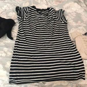 Large T -Shirt dress